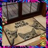 Cats Nice Shoes Doormat 1