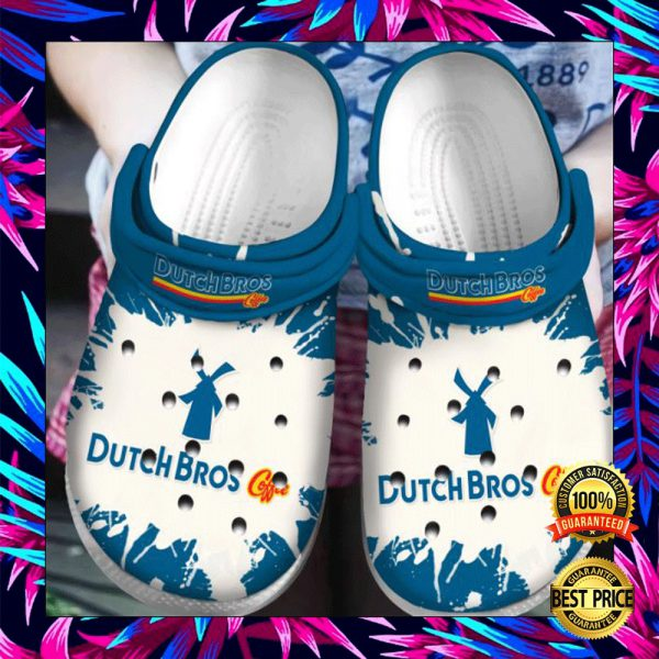 Dutch Bros Coffee Crocband 3