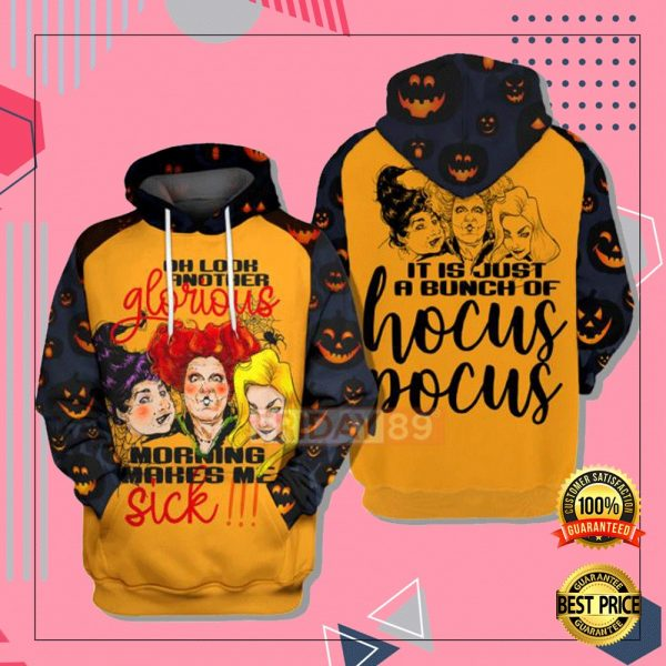 Halloween Hocus Pocus Oh Look Another Glorious 3D All Over Printed Hoodie 3