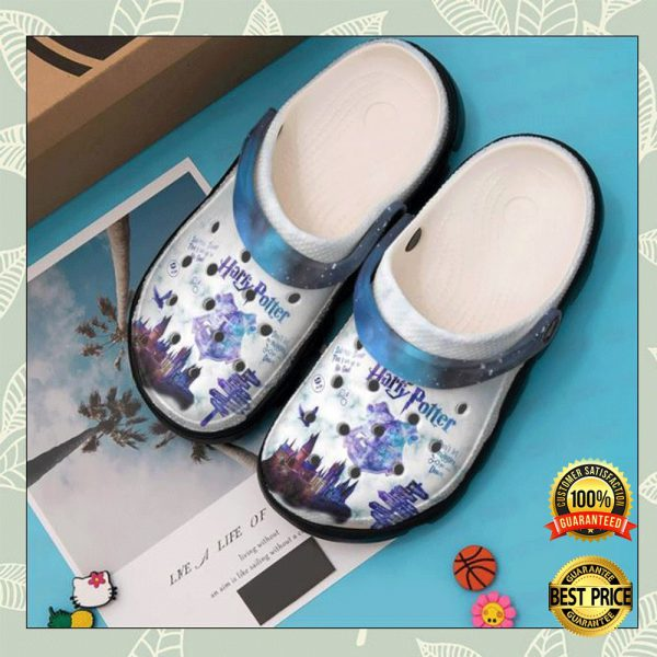 Harry Potter Galaxy Crocs Crocband 3