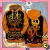 Just A Disney Girl Who Loves Horror Movies 3D All Over Printed Hoodie 1