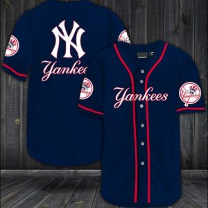 New York Yankees baseball shirt