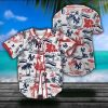 New York Yankess tropical baseball shirt