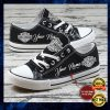 Personalized Harley Davidson Low Top Shoes 1