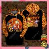 Personalized Minnie Mouse Strong Nurse 3D All Over Printed Hoodie 1