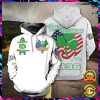 Ancient Order Of Hibernians All Over Printed 3d Hoodie 2