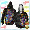 Autism Awareness Cat Be Kind All Over Printed 3d Hoodie 1