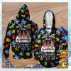 Autism Awareness Gnomes Don't Judge What You Don't Understand All Over Pritned 3d Hoodie 2