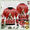 Bigfoot Hide And Seek Champion Ugly Sweater 2