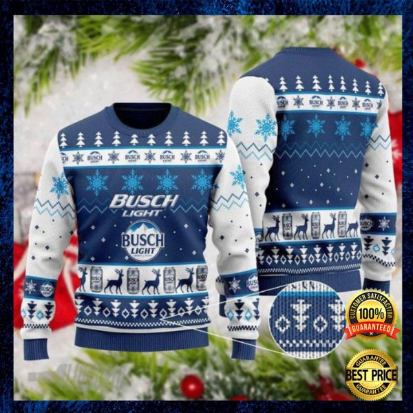 Busch Light Ugly Sweater 3