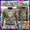 Camo Army Busch Light 3d Ugly Sweater 1
