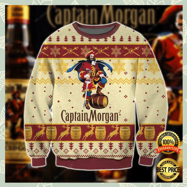 Captain Morgan Ugly Sweater 3