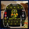 Cobra Kai Sweep The Leg Ugly Sweater 1