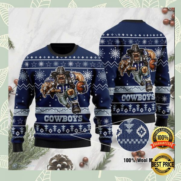 Dallas Cowboys Ugly Sweater 3