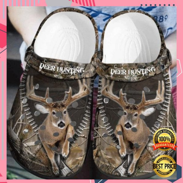 Deer Hunting Crocs Crocband 3
