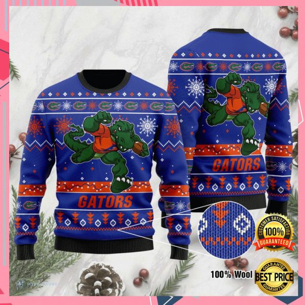 Florida Gators Football Ugly Sweater 3