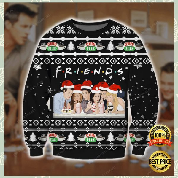 Friends Tv Show Ugly Sweater 3
