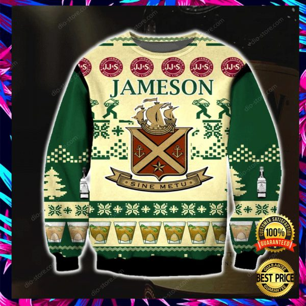 Jameson 3d Ugly Sweater 3