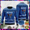 Jesus Has Your Back Muay Thai Ugly Sweater 2