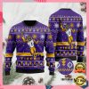 Miami Hurricanes Football Ugly Sweater 2