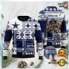 Personalized Dallas Cowboys Ugly Sweater 2