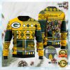Personalized Green Bay Packers Ugly Sweater 1