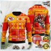 Personalized Kansas City Chiefs Ugly Sweater 1