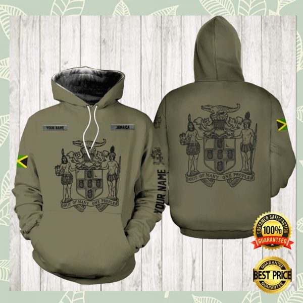 Personalized Out Of Many One People All Over Printed 3d Hoodie 3