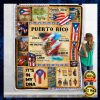 PUERTO RICO IT'S IN MY DNA QUILT 1