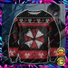 Resident Evil 3d Ugly Sweater 1