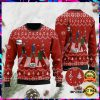 Too Weird To Live Too Rare To Die Ugly Sweater 2