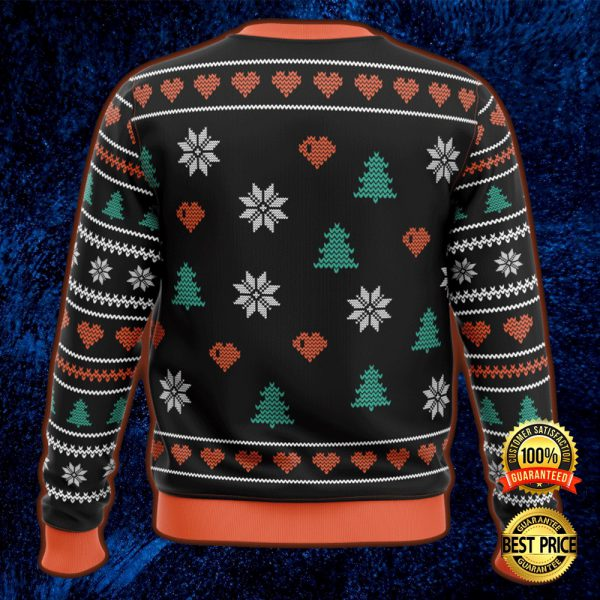 Trump All I Want For Christmas Is You Ugly Sweater 3