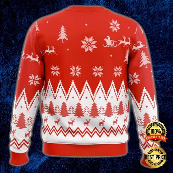 Trump Make Christmas Great Again Ugly Sweater 3