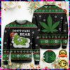 Weed Lit Ugly Sweater 2