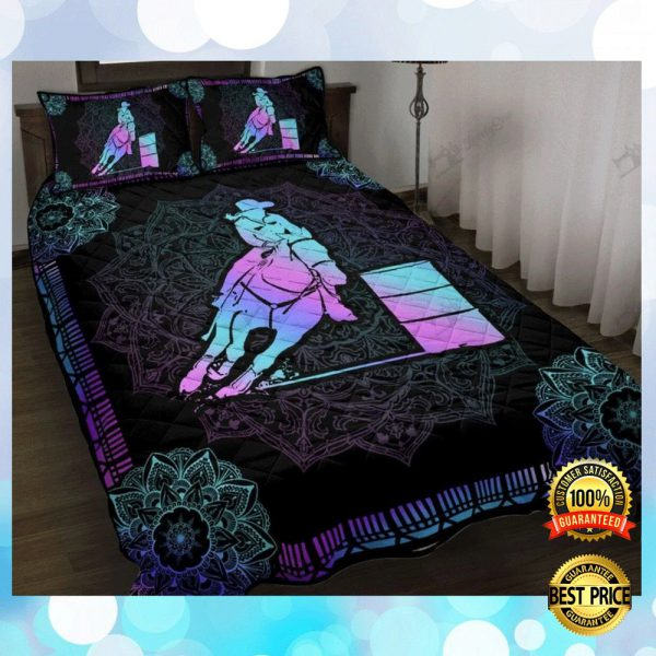 Barrel Racing Mandala Bedding Set 3