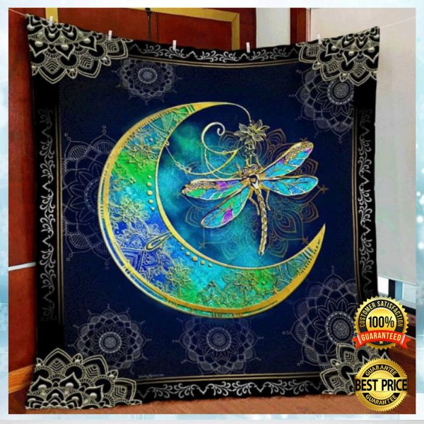 DRAGON AND MOON QUILT 3