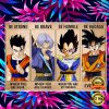 Dragon Ball Be Strong When You Are Weak Be Brave When You Are Scared Poster 1