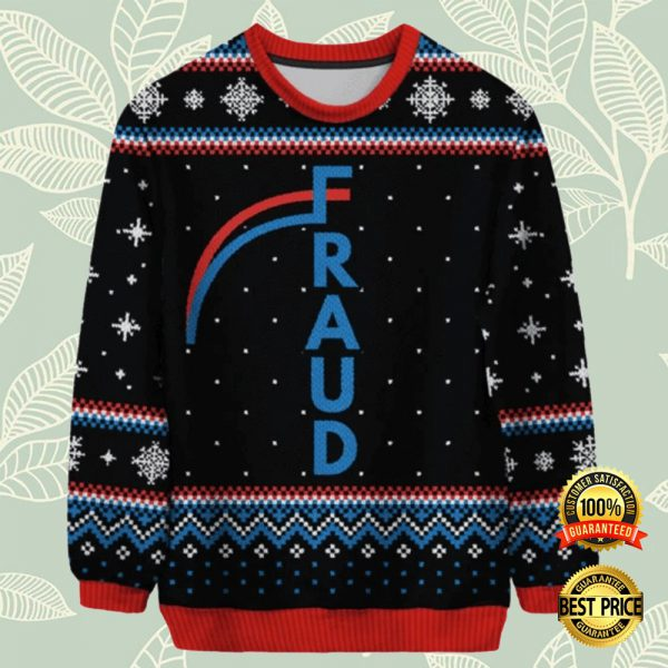Fraud Ugly Sweater 3