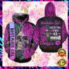 Floral Skull October Girl I'm Not Getting Old I Am Just Becoming A Classic All Over Printed 3d Hoodie 2