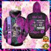 Floral Skull April Girl I'm Not Getting Old I Am Just Becoming A Classic All Over Printed 3d Hoodie 1