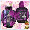 FLORAL SKULL DECEMBER GIRL I'M NOT GETTING OLD I AM JUST BECOMING A CLASSIC ALL OVER PRINTED 3D HOODIE 1