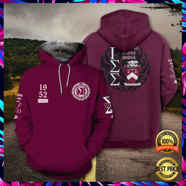 Gamma Sigma Sigma All Over Printed 3d Hoodie 3