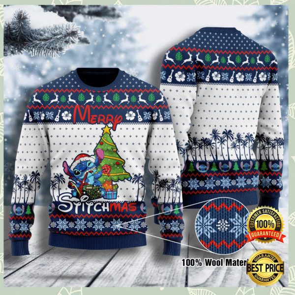 Merry Stitchmas Ugly Sweater 3