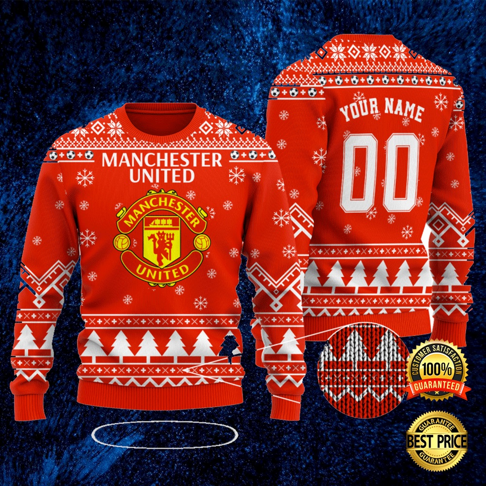 PERSONALIZED MANCHESTER CITY UGLY SWEATER 4