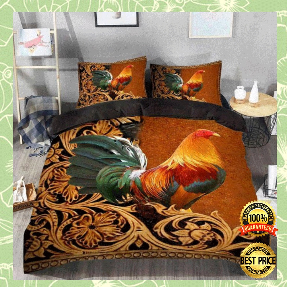 Roaster Bedding Set 4