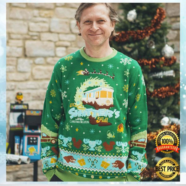 THE SHITTER'S FULL UGLY SWEATER 3