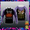 Camping Bear I Hate People All Over Printed 3d Hoodie 2