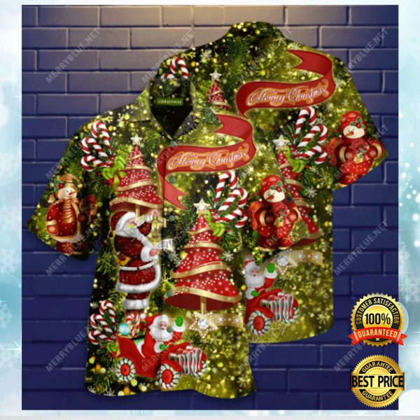 Believe In Magic Of Christmas Hawaiian Shirt 3