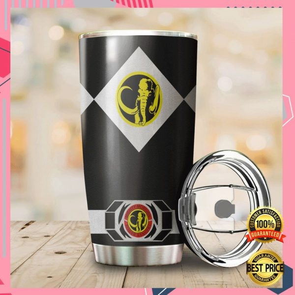 Black Power Ranger Tumbler 3