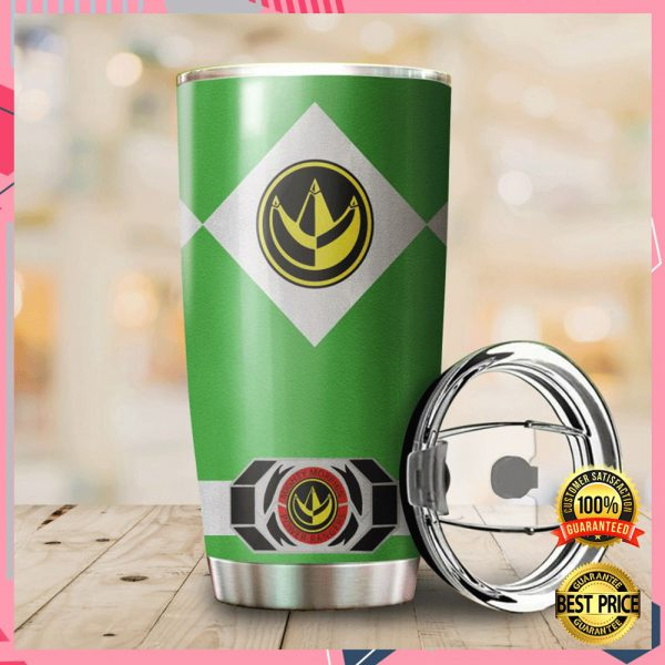 Green Power Ranger Tumbler 3